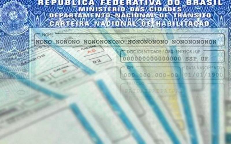 Projeto que amplia validade da CNH é aprovado pelo Senado