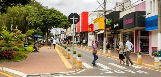 Santa Bárbara define horários de comércios que serão reabertos na segunda-feira