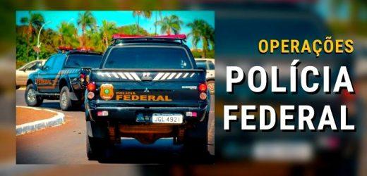 Operação da Polícia Federal desarticula quadrilhas especializadas em roubos a agências da Caixa