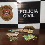 Delegacia de Polícia de São Pedro combate tráfico de entorpecentes
