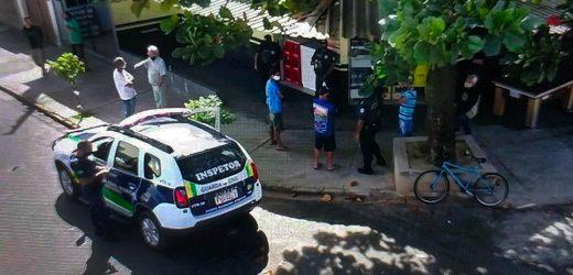 Prefeitura de S.Bárbara segue com ações de fiscalização e orientação