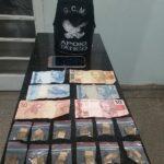 Apoio Tático prende jovem de 20 anos por tráfico de drogas