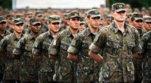Serviço Militar 2021 (Foto: Governo Federal)