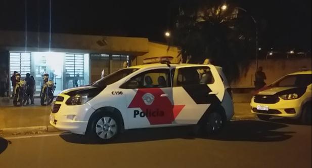 Plantão policial de Santa Bárbara